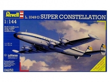 super constellation revell 1:144