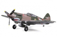 FMS Curtiss P40B PNP High Speed Version