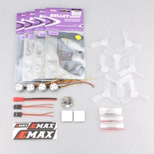 set size 110 EMAX 1104 Micro Brushless Power System Combo 1(Motor+Prop+FC+ESC)