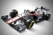 EBBRO 013 McLaren MP4-30 2015 Hearly Season 1:20 Modellismo Statico