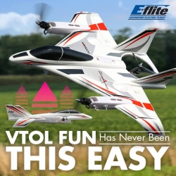 Convergence VTOL BNF EFlite EFL11050 Vertical Take Off and Landing