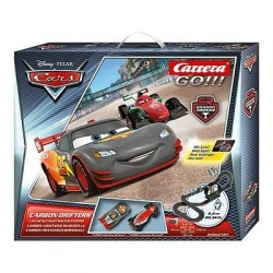 Carrera Disney Pixar Cars® Carbon Drifters 1:43