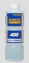 diluente acrilico Mr.Hobby -T-111 Hobby Color Thinner 400