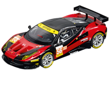 1:32 Macchinina Carrera 27511 Ferrari 458 Italia GT2 AT Racing n.56