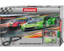CARRERA 20025221 Unlimited Racing Fast Lap 1:32 COMPLETA