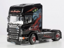 Scania R730 ''The Griffin''  Italeri 3879  scala 1:24