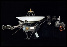 Voyager Unmanned Space Probe 1:48 Hasegawa 54002