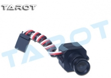 Telecamera Tarot FPV 600 TLV aerial camera through the machine