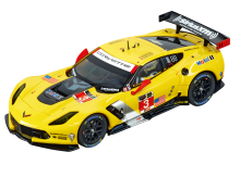 "1:32 macchinina Carrera 27469  SLOT Chevrolet corvette c7.r ""no.03"