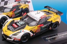"1:32 macchinina Carrera 27519  SLOT Chevrolet corvette c7.r ""no.50"