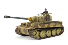 Carro Armato RC GERMAN TIGER I CARRO Scala 1:24