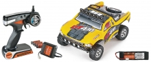 DT4.18 4wd Dromida con luci led 1:18 COMPLETA