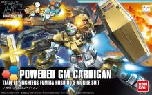 BANDAI Powered GM CAEDIGAN 1:144 GU 33567