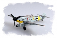 BF-109G-2 RUSSIA 1942 Easy Model 1:72 Trumpeter TR37251
