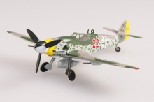 BF-109G-10 GERMANY 1945 Easy Model 1:72 Trumpeter TR37201