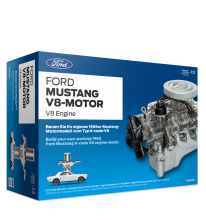 Motore Ford Mustang V8 scala 1:3 FRANZIS 67500