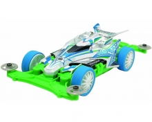 Mini4WD  TAMIYA 95496 Pro Avante Mk.III White Special MS Chassis