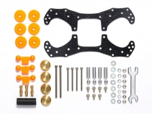 Basic Tune-Up Parts Set for VZ Chassis Mini 4WD Tamiya 15526