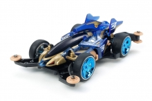 Mini4WD Shooting Proud Star Clear Blue Special (MA) TAMIYA 95573