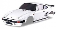 ricambi mini 4 wd MINI 4WD 15310 R/C Mini 4WD Porsche 911 Turbo Coupe Flatnose Body Parts Set