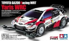 Mini4WD Tamiya 18654 Mini 4Wd Toyota Gazoo Racing Wrt Yaris Wrc (Ma Chassis) Kit 1/32