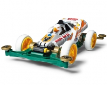 Mini4WD Hawk Racer Super II Chassis 18087