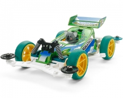 MANTA RAY Black Metallic TAMIYA MINI 4WD 94989