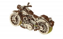 Motorcycle cruiser v-twin - WOODEN.CITY WR342