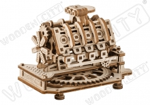 Vehicles series V8 engine - WOODEN.CITY WR316