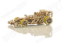 Vehicles series Racing car bolid scale 1:32 - WOODEN.CITY WR326