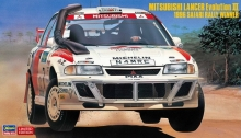 Mitsubishi Lancer Evolution III 1996 Safari Rally Winner 1:24
