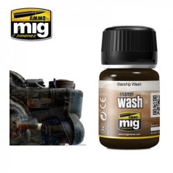 1009 AMMO MIG wash starship wash 35ml