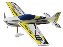 Acromaster PRO RR con elettronica inclusa e decal GIALLO incluse