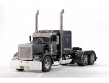 nuovo Camion GRAND HAULER MATTE BLACK Special Edition 1:14 TA56356