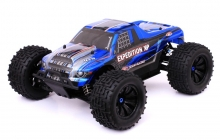 SST racing Monster Truck Pro brushless 3 differenziali BLU