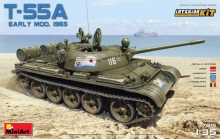 carro armato Russian medium tank T-55A Mod.1965 Early Interior Kit