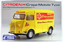 EBBRO Citroen H Van Crepe Mobile Type Limited Edition 1:24 EBBRO 25010