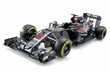 EBBRO 018 McLaren HONDA MP4-31 2016 Spanish GP