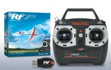 Nuovo Simulatore RealFlight 7.5 Tactic TTX610 Mode2