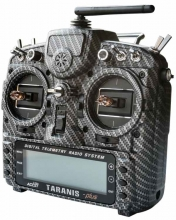 FRSKY Taranis X9D Plus Carbon con box Special Edition M1-3