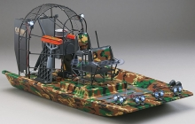 Aquacraft Cajun Commander Airboat RTR