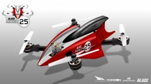 Blade FPV Mach 25 BNF 250RACER carbon BLH8980