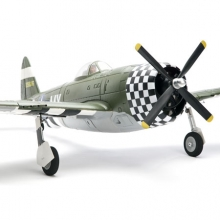 P-47D Thunderbolt BNF AS3X E-Flite