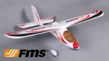 aeromodello FMS Red Dragonfly RR