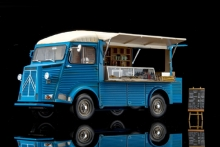 EBBRO CITROEN H Van Mobile Kitchen1:24 25008