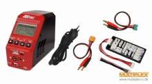 MULTI CHARGER X1 Red 60W 12-240V