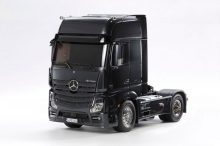 Camion Tamiya Mercedes-Benz Actros 1851 GigaSpace Black Edition 1:14 TA56342