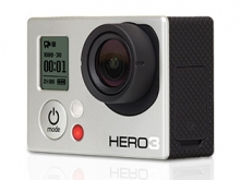 GoPro HD Hero 3 silver
