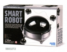 4m codice 00-03272 - Smart Robot robota intelligente in kit