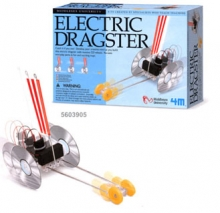 dragster elettrico kidz lab 4m 00-03905 Electric Dragster